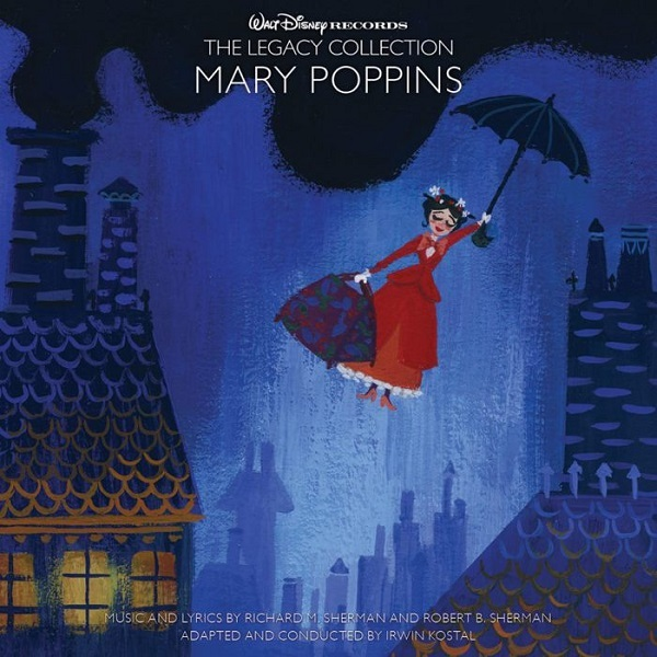 Mary Poppins (Legacy Edition)