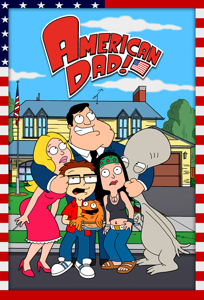 American Dad S08