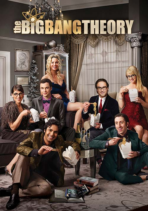 Big Bang Theory T.08