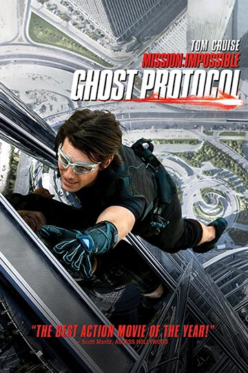 Mision Impossible: Ghost Protocol