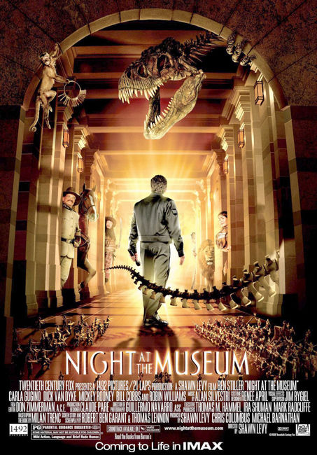 Night at the musseum