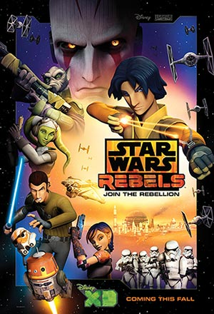 Star Wars Rebels T.01