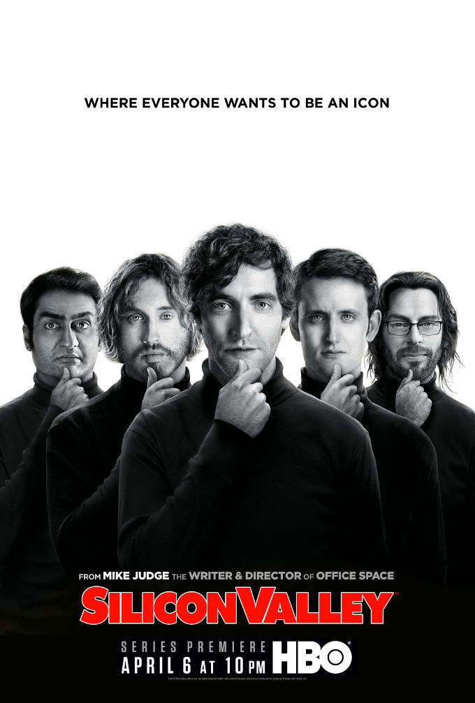 Silicon Valley T.01